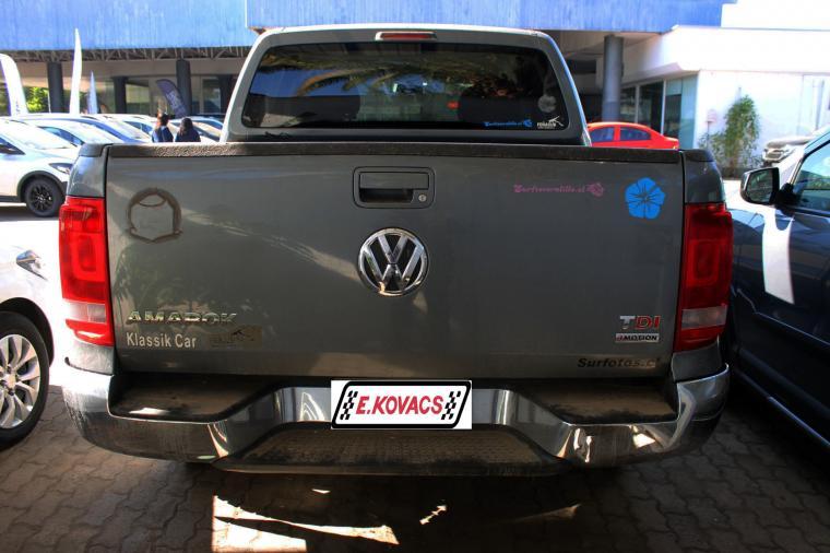 volkswagen amarok highline 4x4 2.0