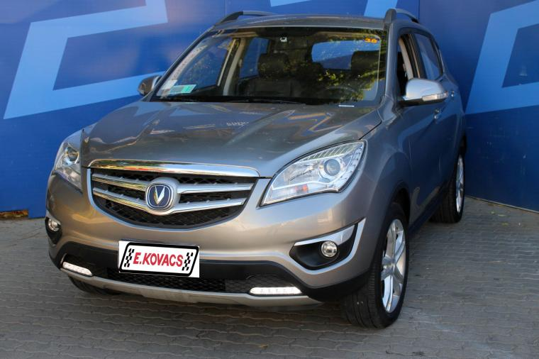 Camiones Kovacs Changan Cs35 luxury  1.6 aut 2018