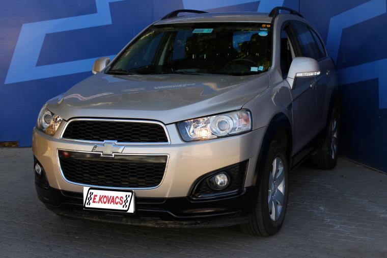 Camionetas Kovacs Chevrolet Captiva iv ls 2.2 2014