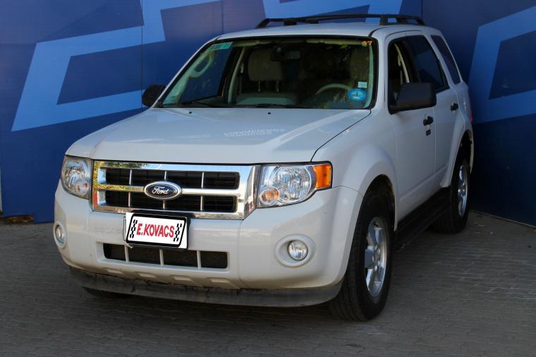 Camionetas Kovacs Ford Escape ii xlt 2.5 aut 2012