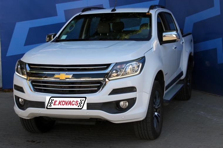 Camionetas Kovacs Chevrolet Colorado ltz 4wd 2.8 at 2018