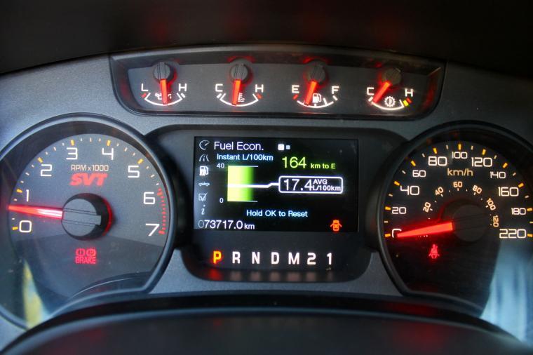 ford raptor-4x4 new f 150 6.2 aut