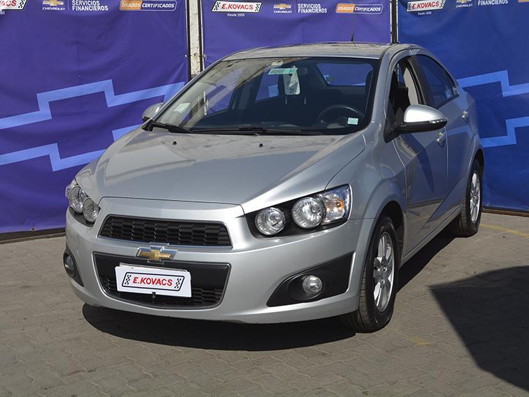 Autos Kovacs Chevrolet Sonic 1.6 ac 2016