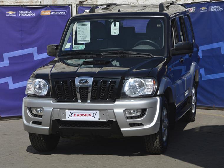 Camionetas Kovacs Mahindra Scorpio 2.2 ac 2018
