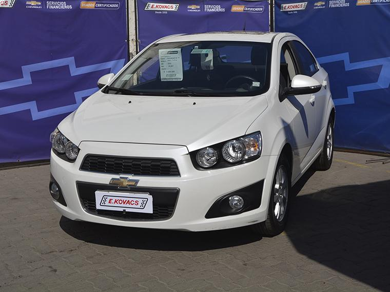 Autos Kovacs Chevrolet Sonic lt at ac 2015