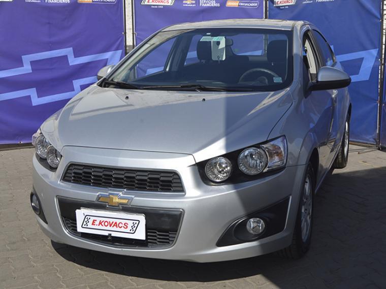 Autos Kovacs Chevrolet Sonic ii lt at ac 2014