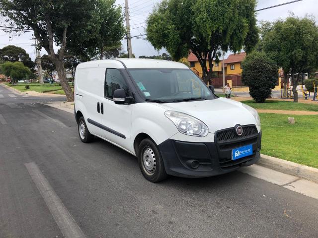 Camionetas Automotora RPM Fiat Doblo cargo 2015