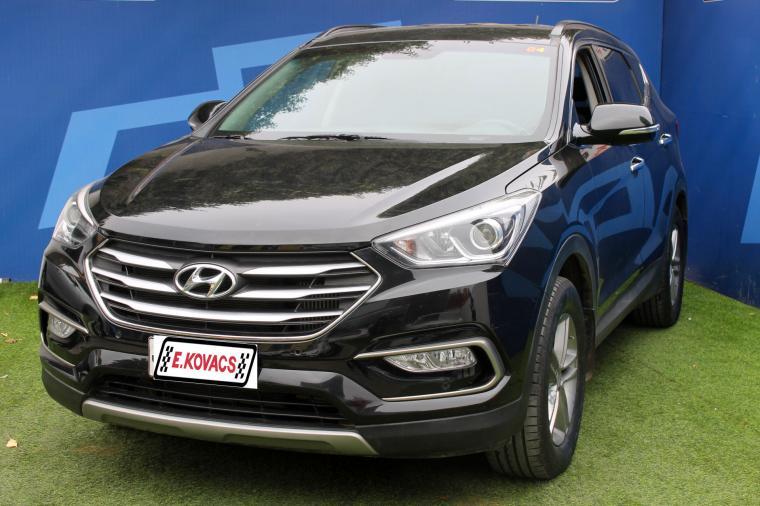 Camionetas Kovacs Hyundai Santa-fe crdi gls ac 2017