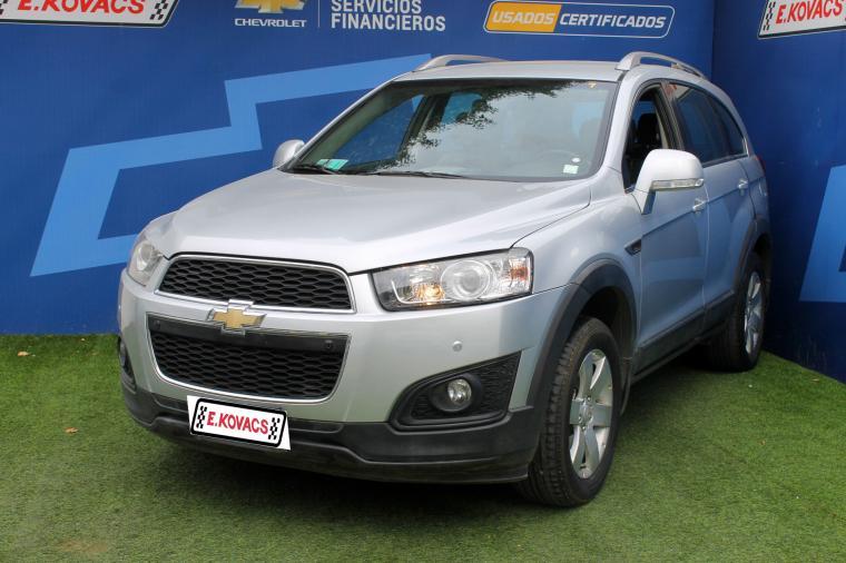Camionetas Kovacs Chevrolet Captiva iv lt-sa 2.4l fwd 6a 2014