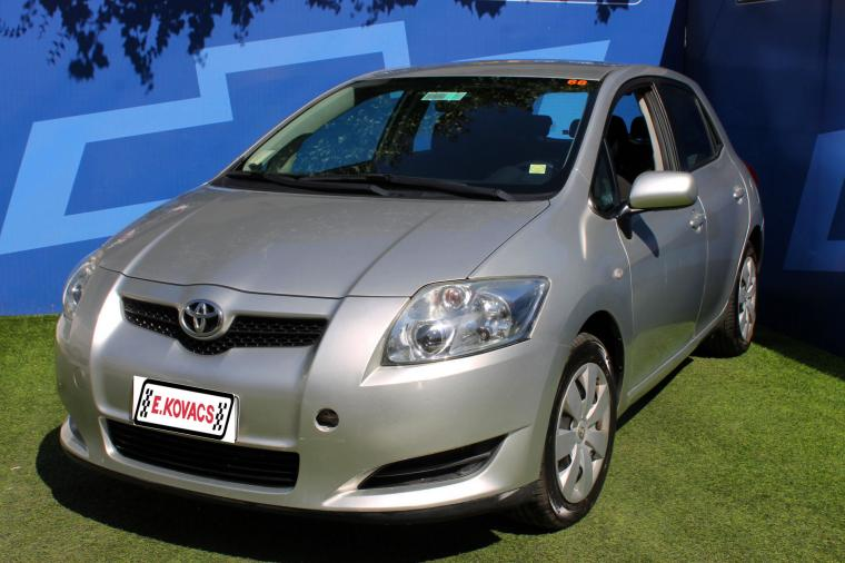 Autos Kovacs Toyota Auris mec 1.6 4x2 hb1 6 2010