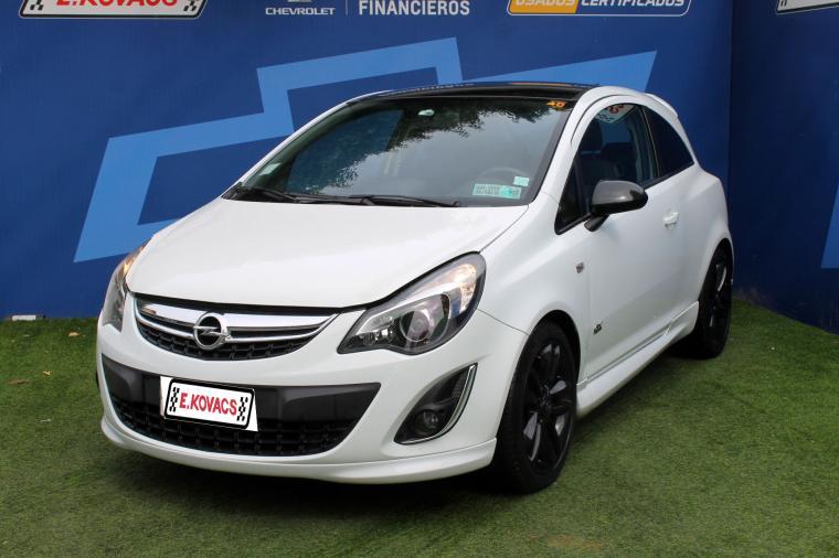 Autos Kovacs Opel Corsa hb 1.4 2015