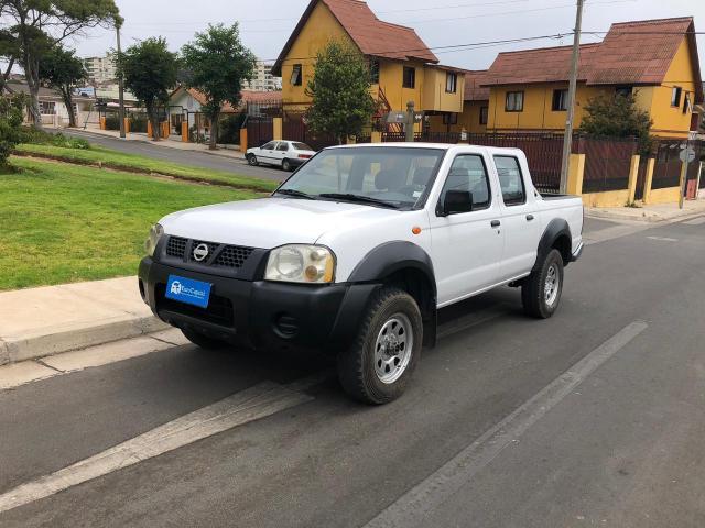 Camionetas Automotora RPM Nissan Terrano dcab dx 2.5 4x4 2011
