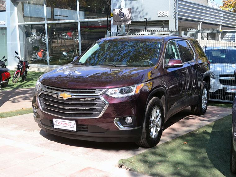 Camionetas Kovacs Chevrolet Traverse lt awd 2019