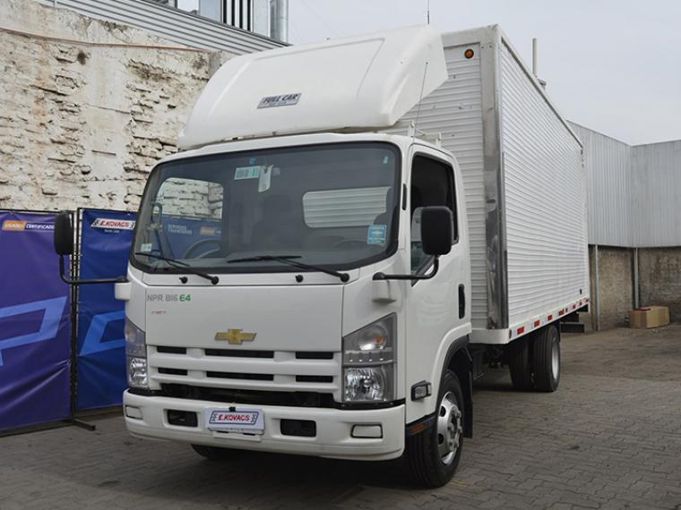 Camiones Kovacs Chevrolet Npr-70 816 e4 2013