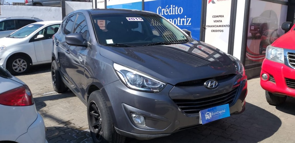 Camionetas Ramos Automotriz Hyundai Tucson 2015