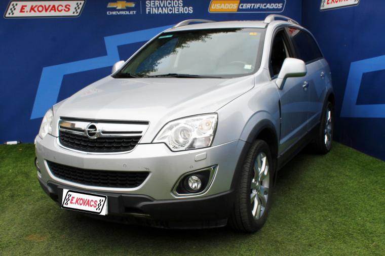 Camionetas Kovacs Opel Antara cosmo awd 2.2 atcosm 2014