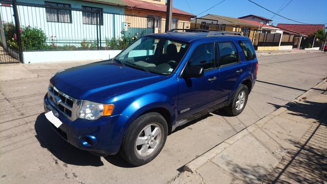 Camionetas Automotora RPM Ford Escape iii xls 2.3 2008