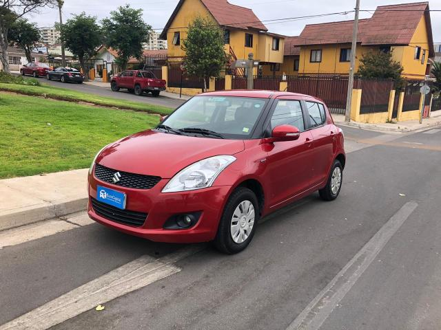 Autos Automotora RPM Suzuki Swift gl 1.2 at 2015