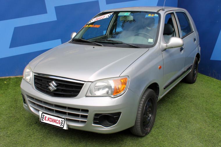 Autos Kovacs Suzuki Alto mec 1.0 4x2 k10 dlx 2012