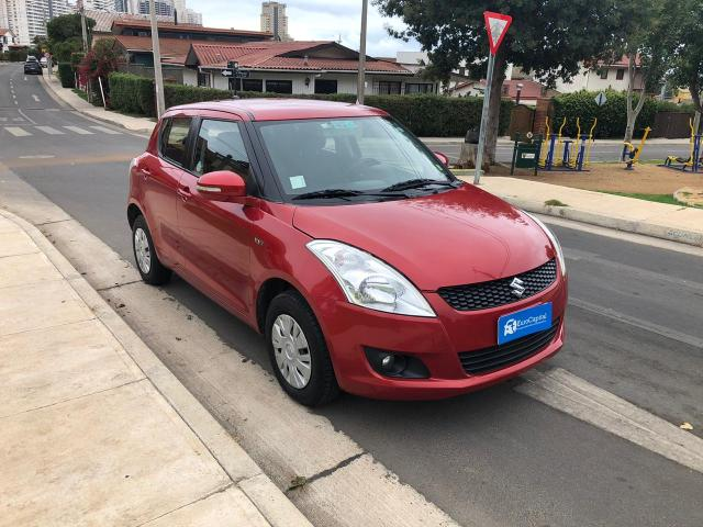 Suzuki swift gl 1.2 at