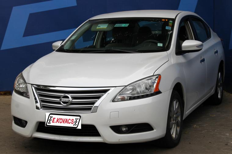 Autos Kovacs Nissan Sentra advance 2013