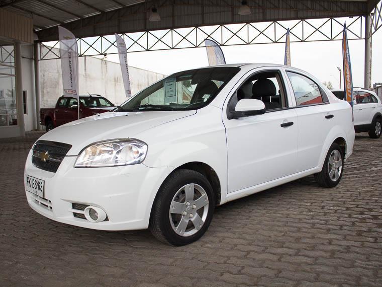Autos Kovacs Chevrolet Aveo sedan lt nb 1.4 ltlt 2013