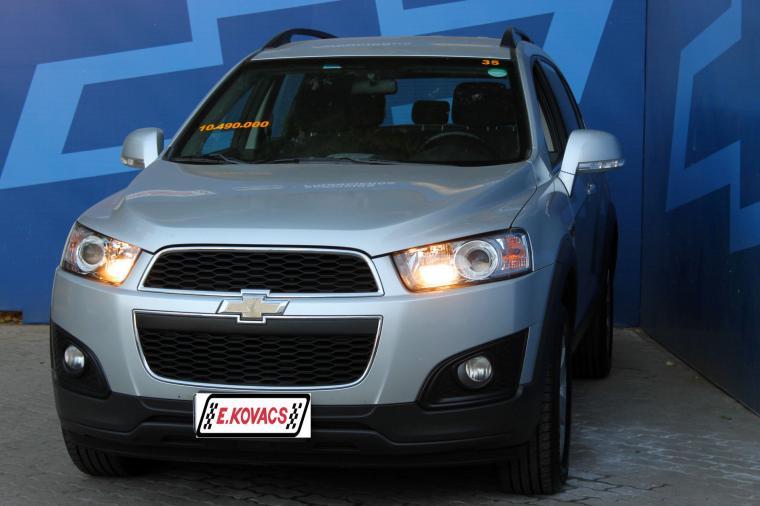 Camionetas Kovacs Chevrolet Captiva v 2.4 fwd 6mt 2016