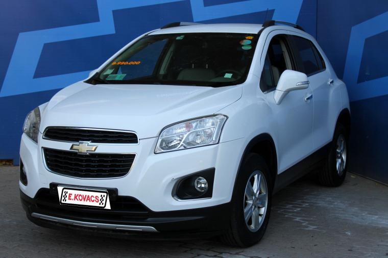 Camionetas Kovacs Chevrolet Tracker lt awd 1.8 at 2014