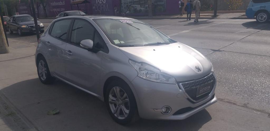 Autos Ramos Automotriz Peugeot 208 2015