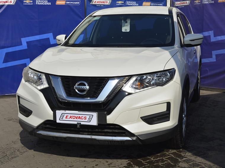 Camionetas Kovacs Nissan X-trail sense aut ac 2018