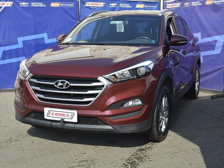 Camionetas Kovacs Hyundai Tucson tl gl advance ac 2017
