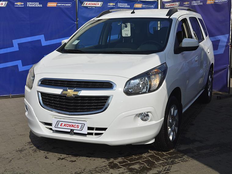 Furgones Kovacs Chevrolet Spin ltz at ac 2017