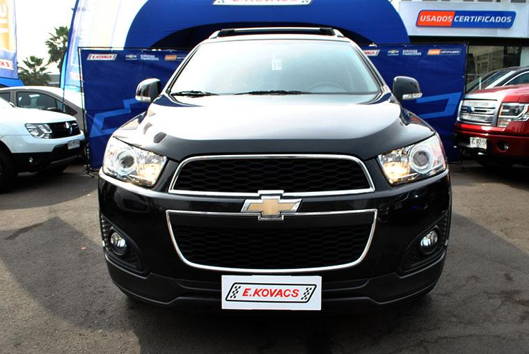 chevrolet captiva v 2.4 fwd 6mt