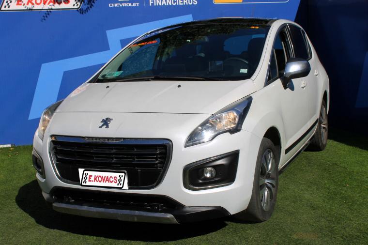Autos Kovacs Peugeot 3008 allure blue hdi 1.6 2016