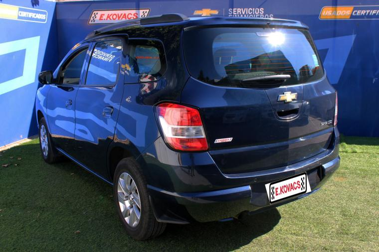 chevrolet spin 1.8l mt at