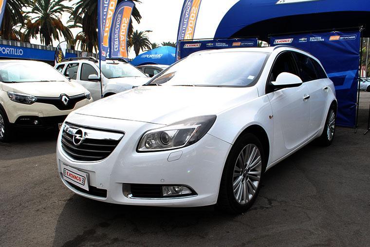 Autos Kovacs Opel Insignia cosmo 2013
