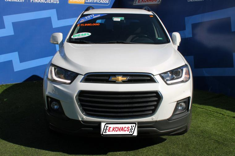 chevrolet captiva vi 2.2d awd 6mt