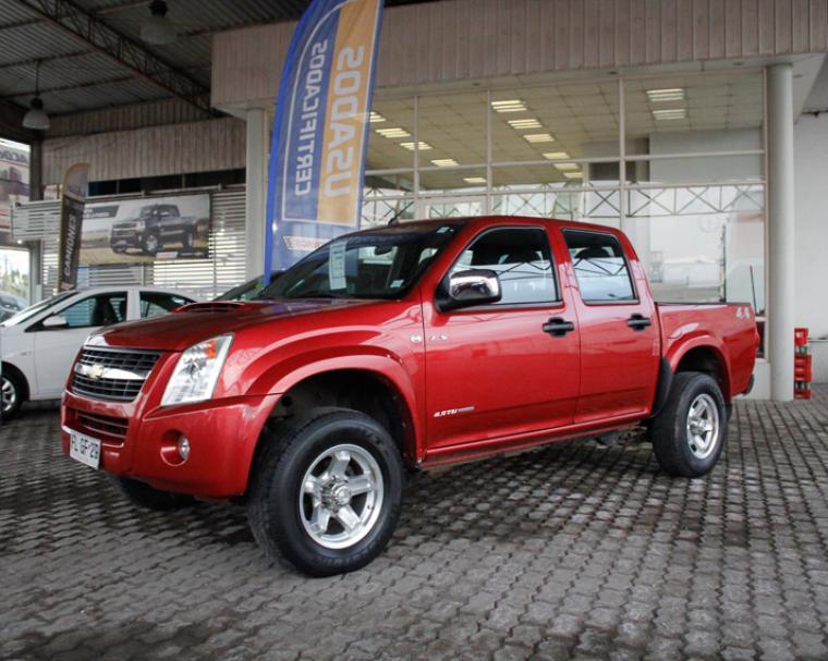 Camionetas Kovacs Chevrolet D-max 2.5 diesel 4x4 2013