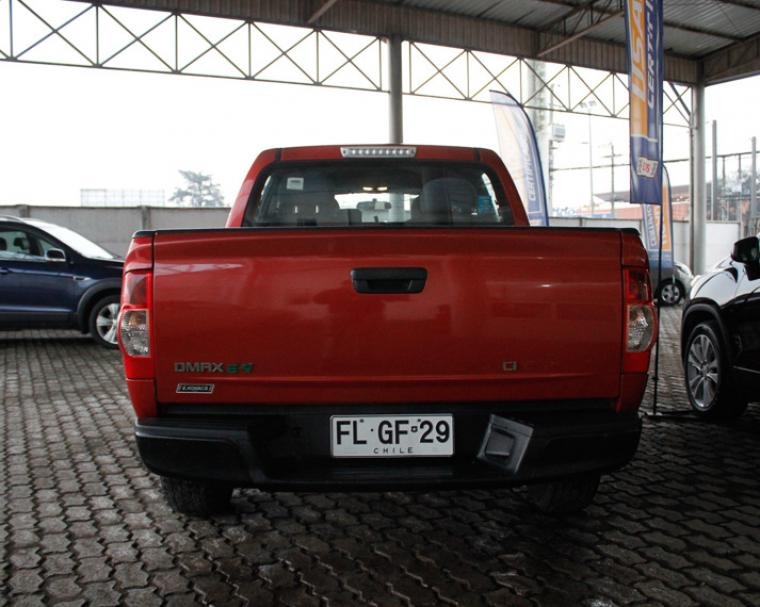 chevrolet d-max 2.5 diesel 4x4