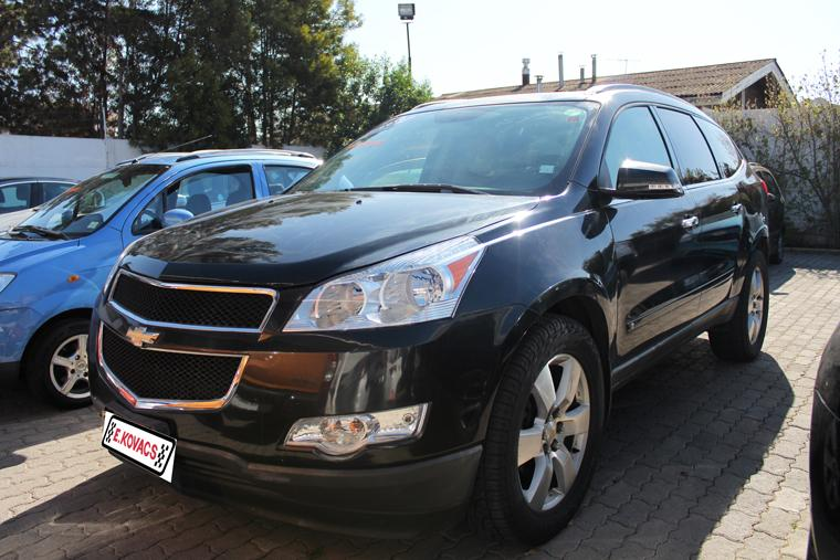 Camionetas Kovacs Chevrolet Traverse 3.6l lt 2010
