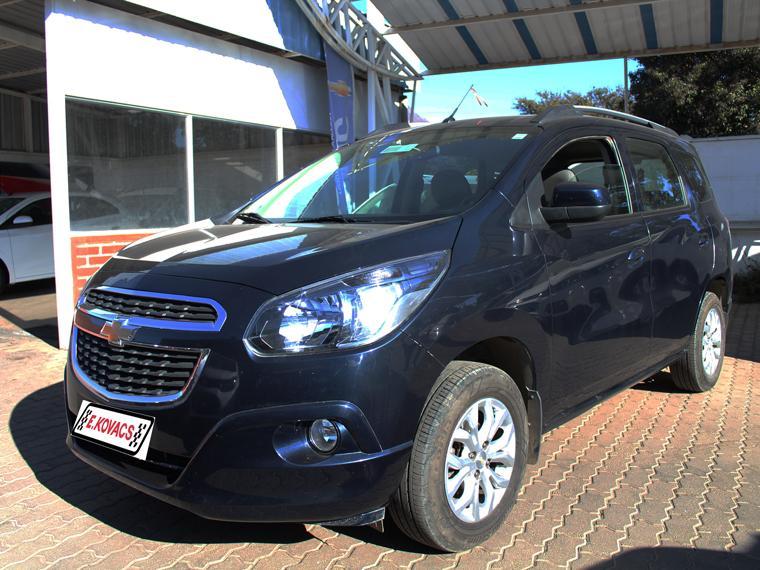 Furgones Kovacs Chevrolet Spin ltz 1.8 2018