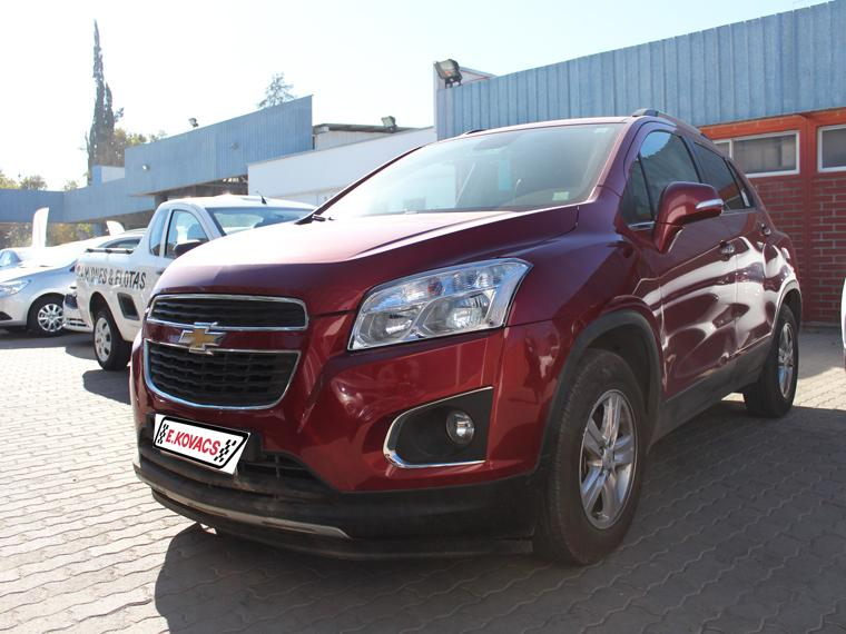 Camionetas Kovacs Chevrolet Tracker lt awd 1.8 at 2015