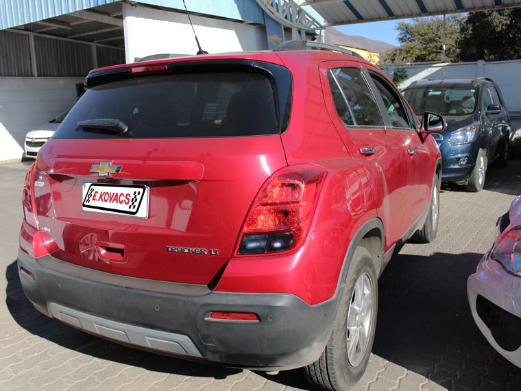 chevrolet tracker lt awd 1.8 at