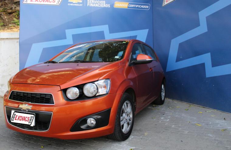 Autos Kovacs Chevrolet Sonic lt hb 1.6 2015