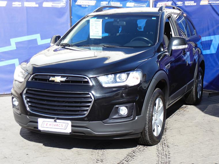 Camionetas Kovacs Chevrolet Captiva ls ac 2018