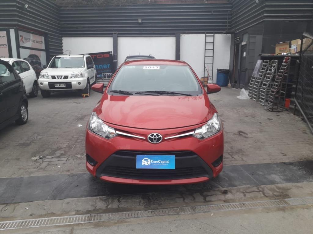 Autos Ramos Automotriz Toyota Yaris 2017