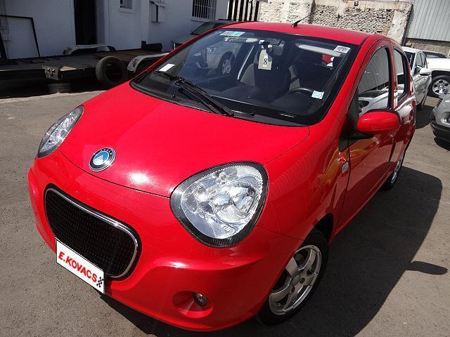 Autos Kovacs Geely Lc gt 1.3 2014