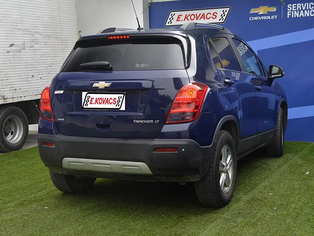 chevrolet tracker lt awd 1.8  at1.8