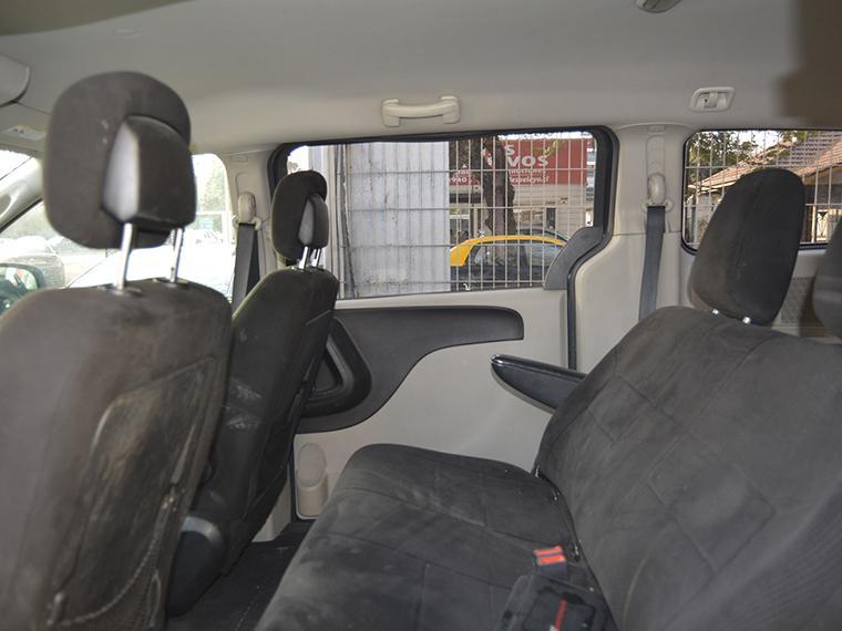 Camionetas Rosselot Dodge Grand caravan. 2013