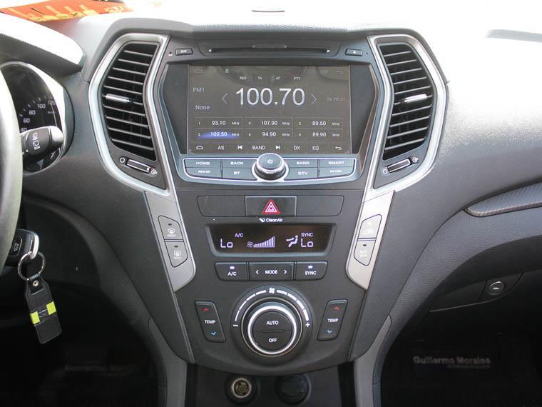 Furgones Rosselot Hyundai Santa fe2.2 2017